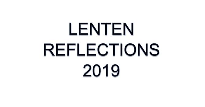 Lenten Reflections Booklet image
