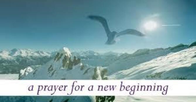 A Prayer for 2021 image
