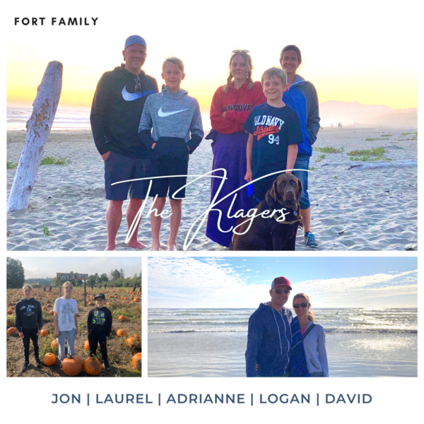 THE KLAGER FAMILY