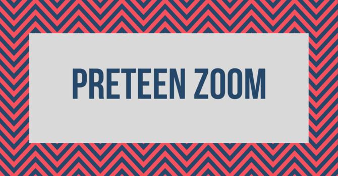 Preteens Zoom
