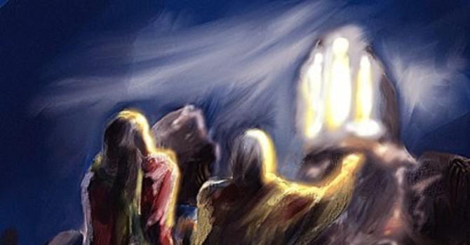 The Transfiguration - February 23, 2020 image