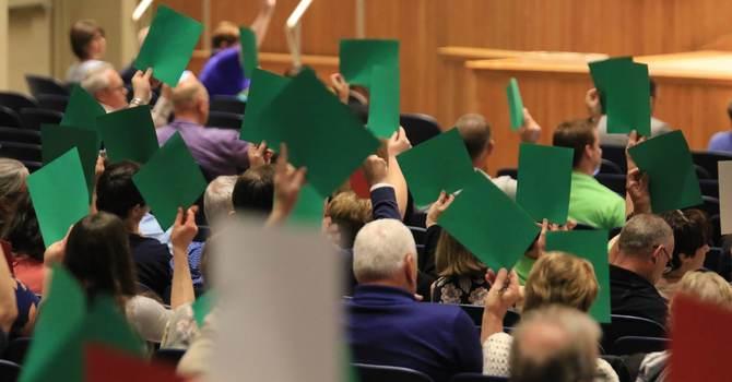 Congregation Voting Member Allowances image
