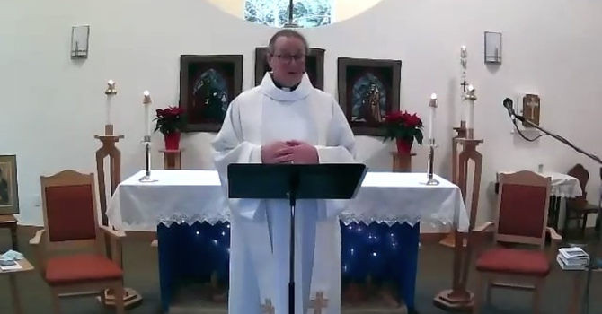 Epiphany sermon from our new Rector