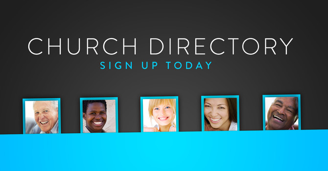 Want to connect in with other church members? image