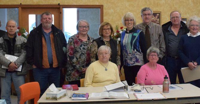 St. Luke's Vestry Meeting