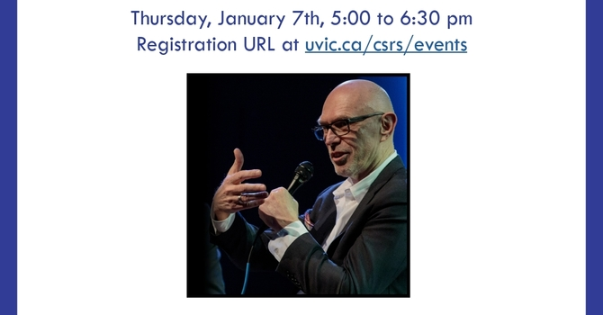The John Albert Hall Lectures present Miroslav Volf At Home in the World? image
