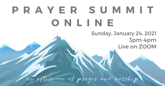 Prayer Summit Online