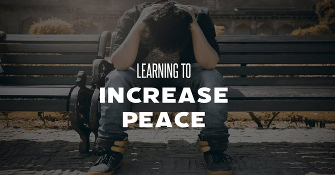 Learning to Increase Peace