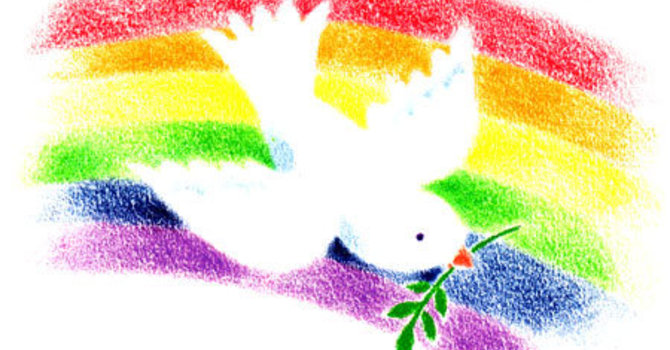 SERMON: The Spirit's Rainbow image