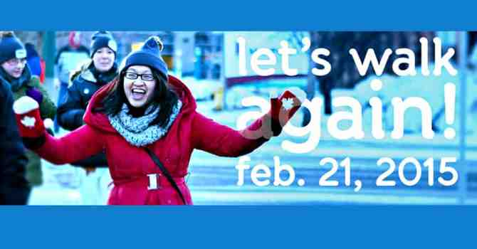 Brave the cold…for a great cause! image