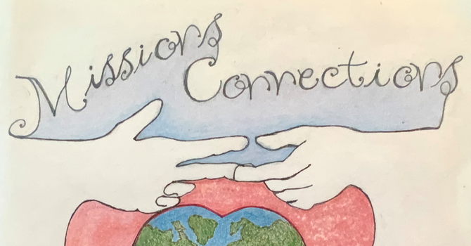 Missions Connections - January 2021 Blog