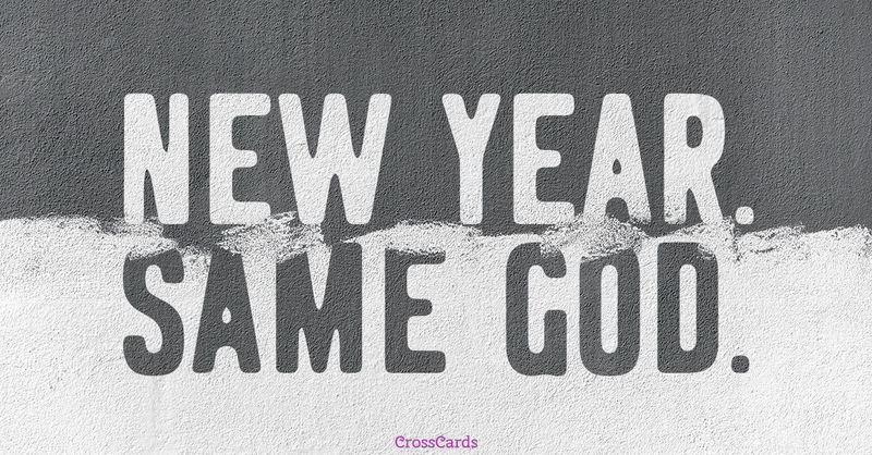 New Year, Same God