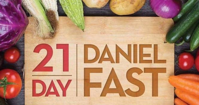 Daniel Fast -- Click Here For More Info