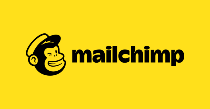Mailchimp  - Subscribe Here image