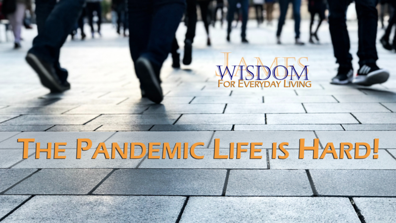 The Pandemic Life is Hard!