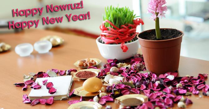Nowruz in Isolation  image