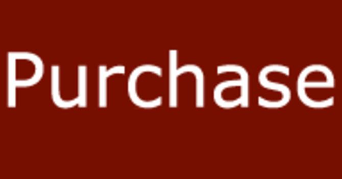 Curriculum & Resource Purchasing