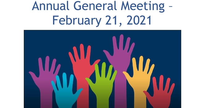 Heads Up re Parish AGM (Annual Vestry Meeting) - February 21 via Zoom