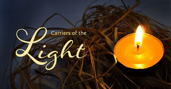 Jesus is God's Love-Light.  Step into the Light.