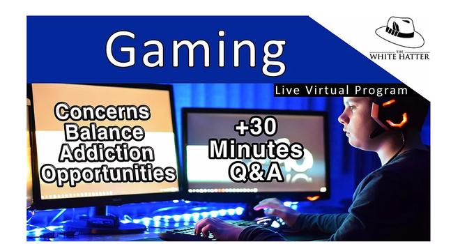Gaming Addiction image