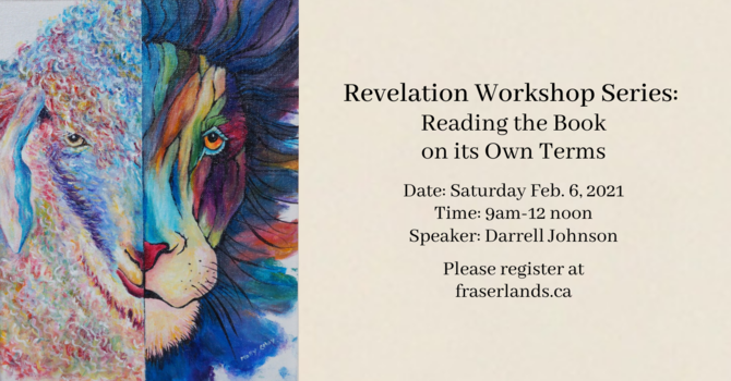 Revelation Workshop Series