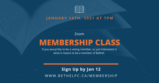 Membership Class image
