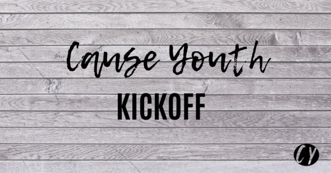 Youth Kick-off