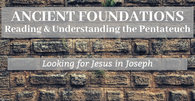 Looking for Jesus in Joseph
