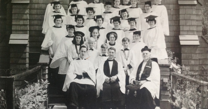St. Stephen's, West Vancouver Centennial image