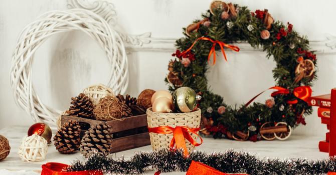 Joyful Holidays House Church! image