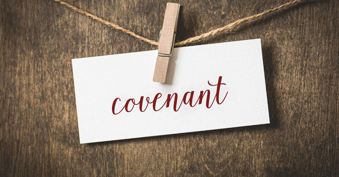 Monday Bible Study - Covenant