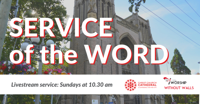 Service of the Word and Worship, Sunday, January 10, 2020