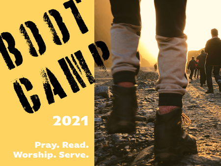 BOOT CAMP 2021