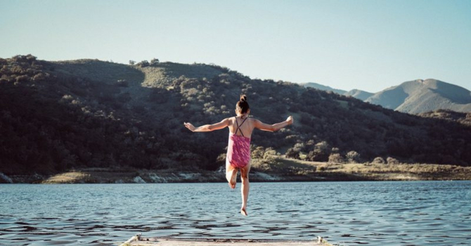 Three Ways to Defeat Anxiety and Make Your Summer Count image
