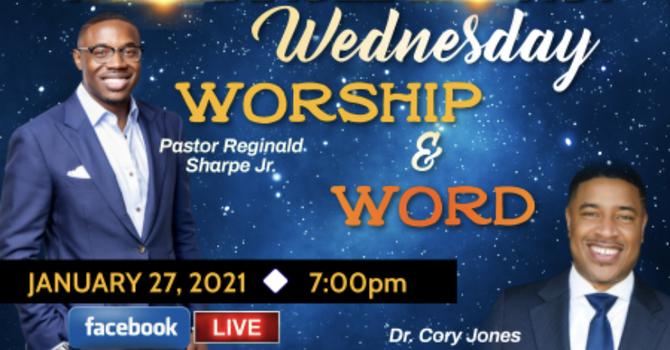 Wednesday Worship and Word