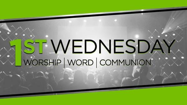 1st Wednesday