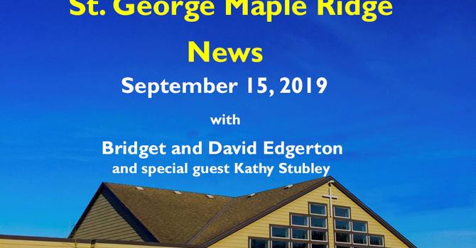 News Video - September 15, 2019 image