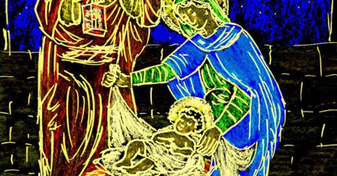 Luke 2: 1-20 image