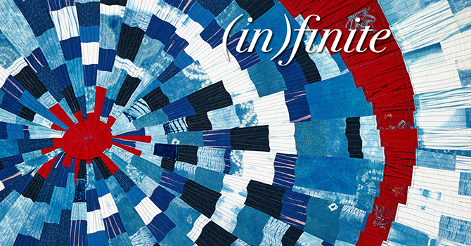(IN)FINITE: a Canadian Textile Exhibition image
