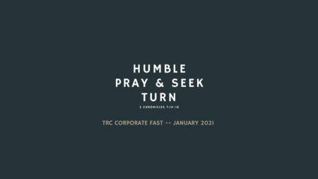 Humble, Pray & Seek, Turn