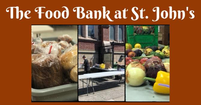 The Food Bank at St. John's