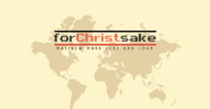 For Christ Sake (GAT GAT Sunday)