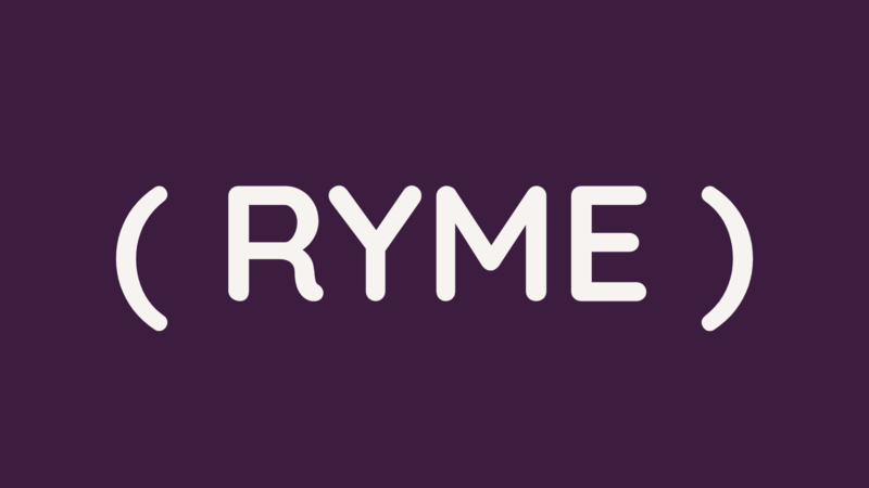 RYME (Prayer)