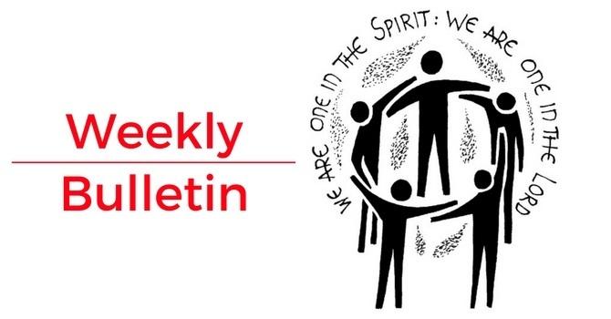 Weekly Bulletin | February 5, 2017 image