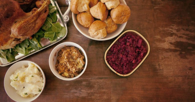 3 Steps to a Happier Thanksgiving image