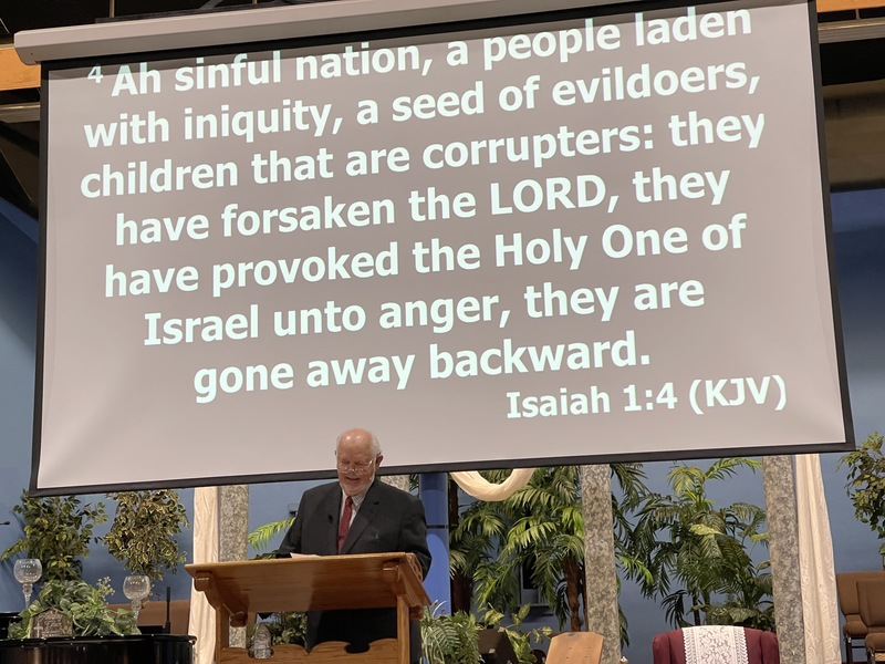 They Have Provoked the Holy One of Israel