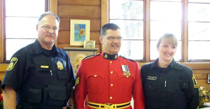 First Responders Day at All Saints, Agassiz image