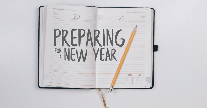 Preparing For A New Year