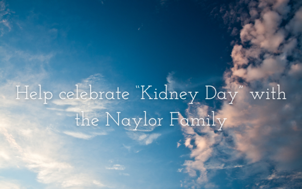KIDNEY DAY - 20 YEARS