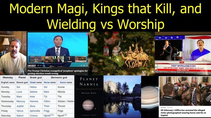 Modern Magi, Kings that Kill, and Wielding vs Worship